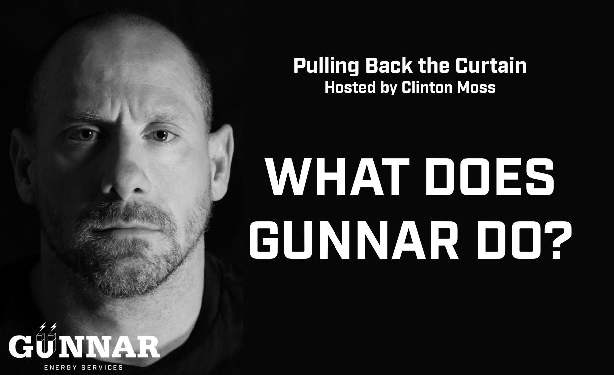 Gunnar Energy Services – What Does Gunnar Do?