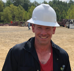 Clinton Moss Gunnar Energy Services